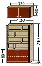 قفسه 120
