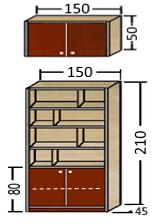 قفسه 150